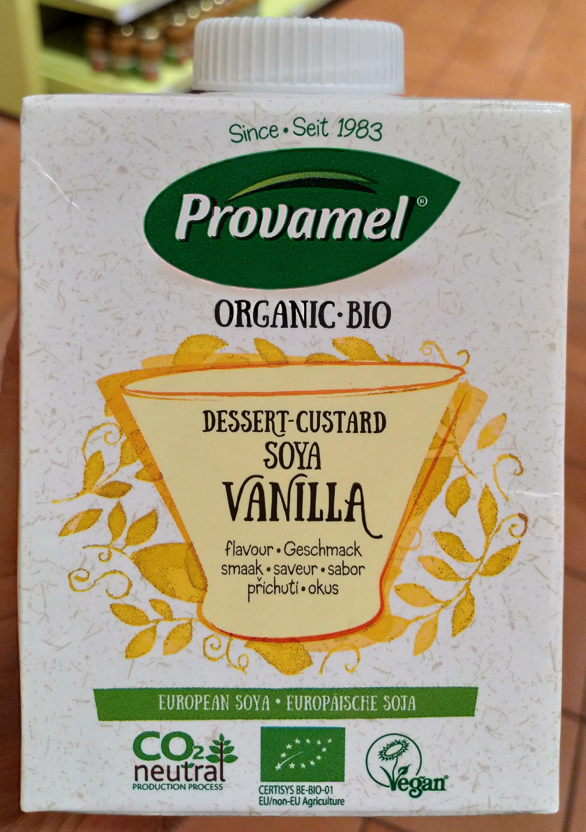 Dessert Vanilla - Product - en