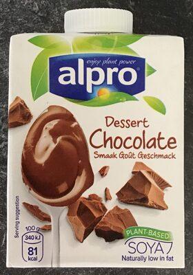 Alpro dessert chocolat - Produit - nl