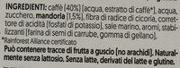 Alpro caffé - Ingredienti - it