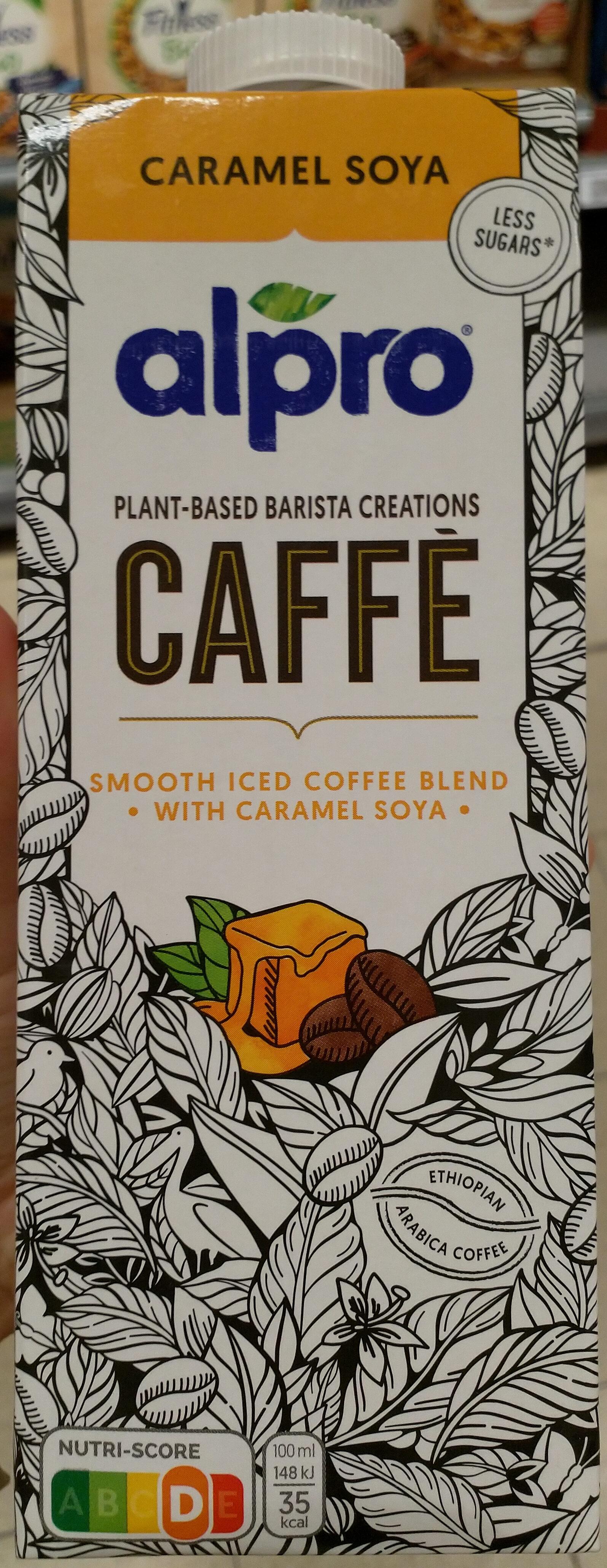 Caffè soja carramel - Product - de
