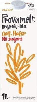Organic-Bio Oat Unsweetened U.H.T. - Product - fr