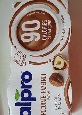 Chocolate-Hazelnut Dessert - Product - fr