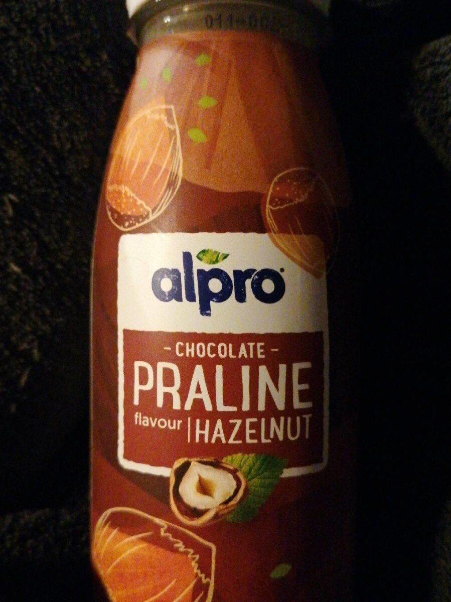 Chocolate praline flavour hazelnut - Product - fr