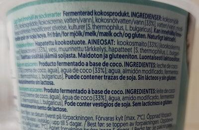 Absalutely coconut - Ingredienti - de