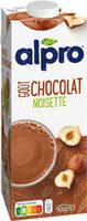 Alpro gout chocolat noisette - Product - en