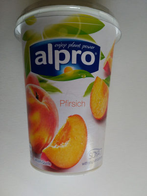 Alpro Pêche - Produkt