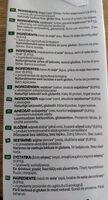 Soya Unsweetened Organic (Red) - Ingredients - en