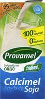 Calcimel bebida de soja enriquecida con calcio - Produit