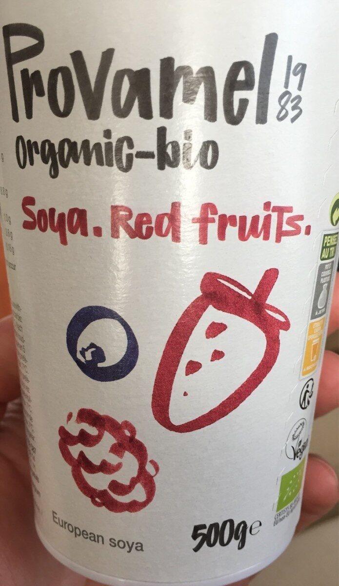 Soya Bio Yofu Fruit of the Forest 6 x - Product - fr