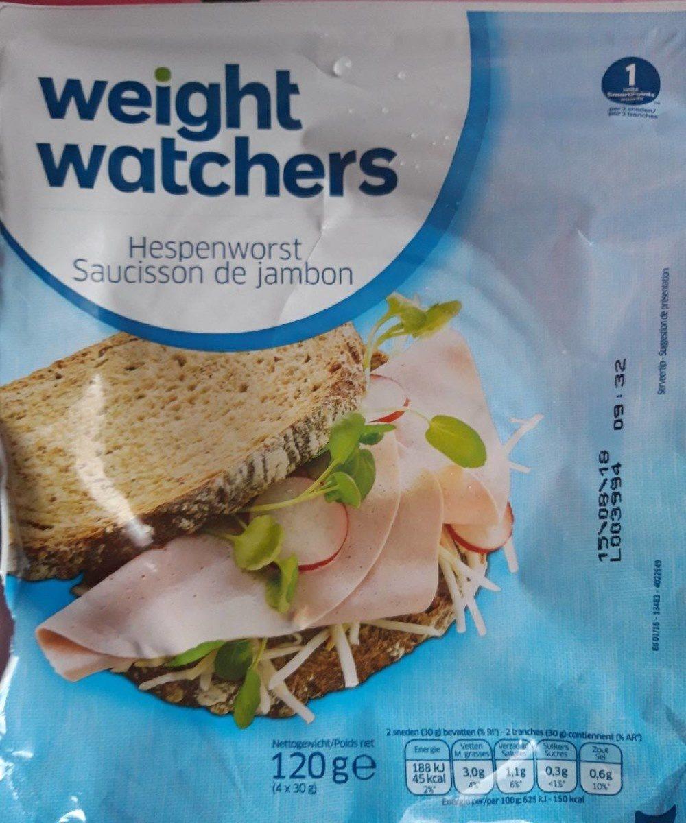 Saucisson de Jambon - Product - fr