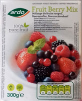 Fruit Berry Mix - Producto