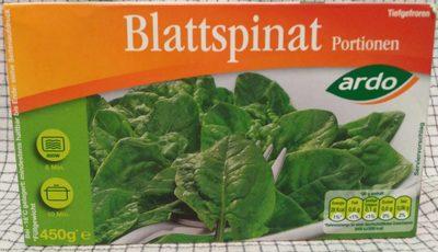 Blattspinat Portionen - Produit - de