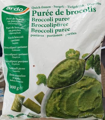 Purée brocolis - Product