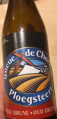 Queue Charrue Bruin 33 CL Fles - Product