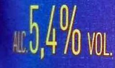Queue Charrue Bruin 33 CL Fles - Nutrition facts