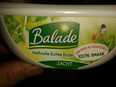 Butter, Halbfett - Product - fr