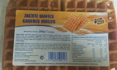 Gaufres Molles - Product