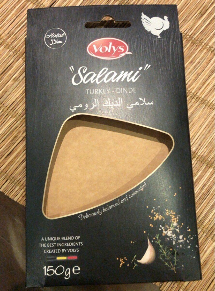 Salami - Sản phẩm - fr