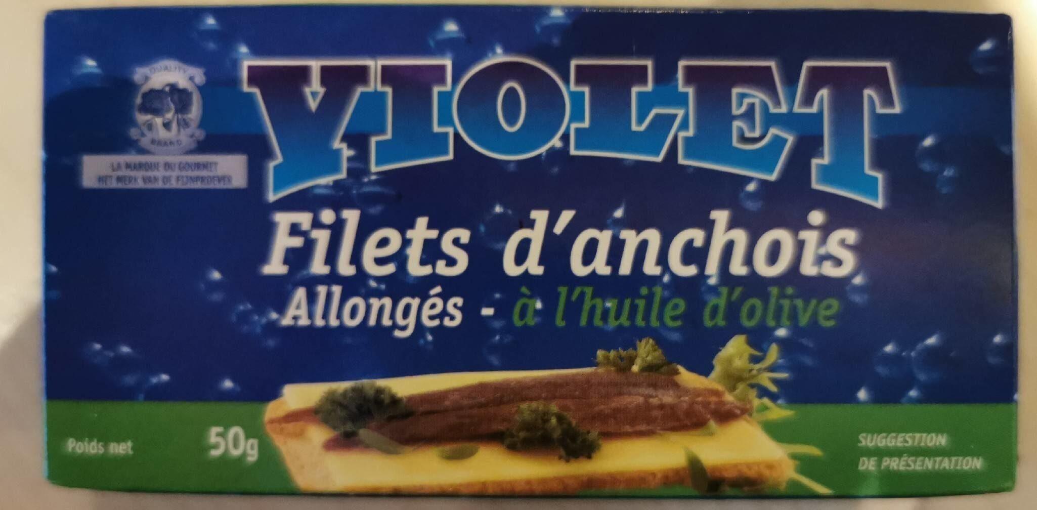 filet d anchois - Product - fr