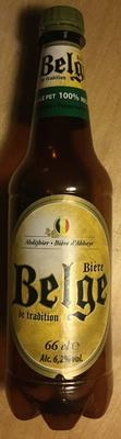 Bière Belge de tradition - Producto