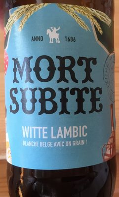 Witte Lambic - Product
