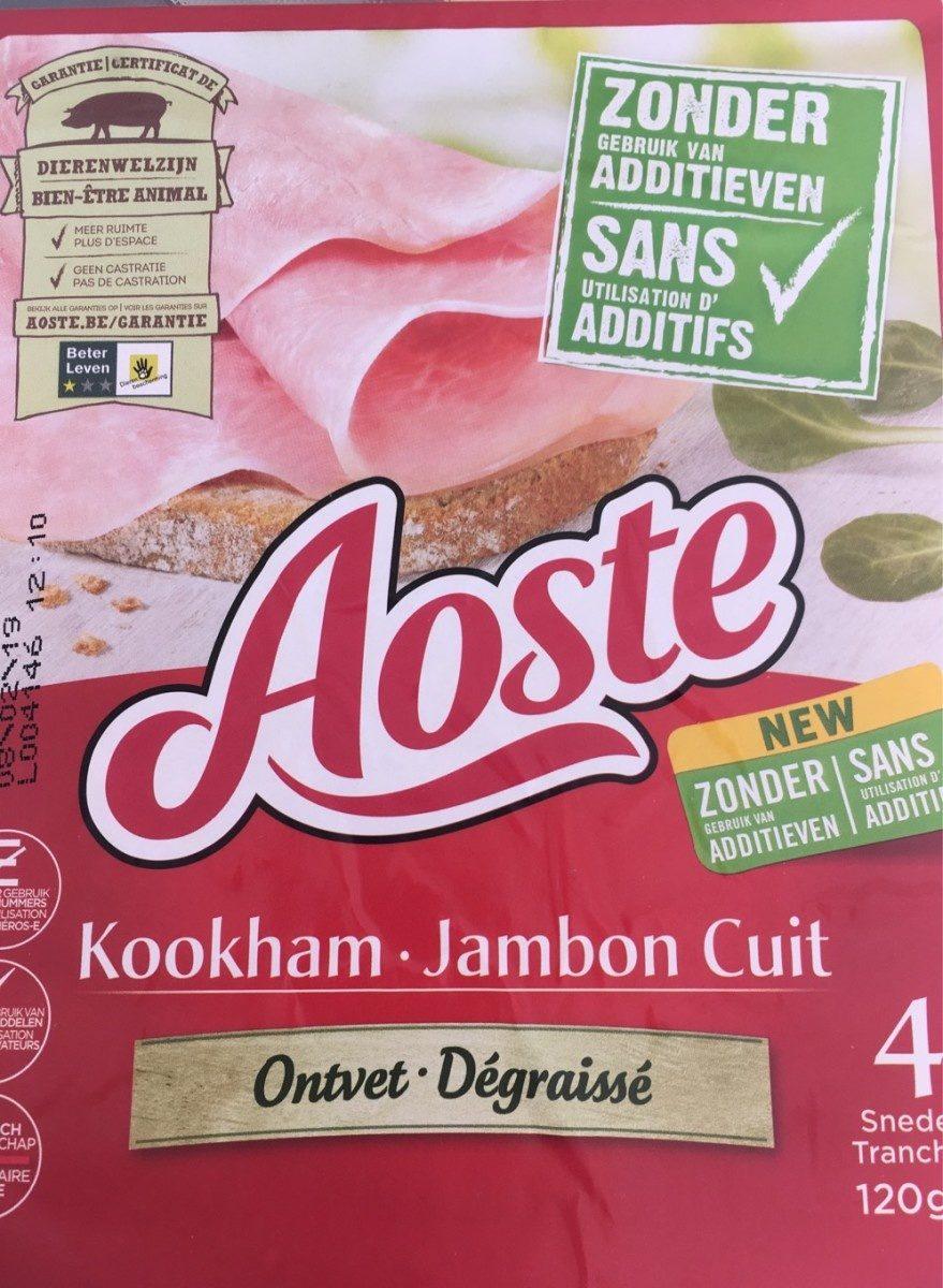 Jambon Cuit - Product