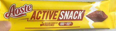 Active snack - Produit
