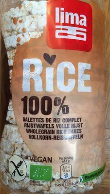 Galettes de riz complet - Product - fr