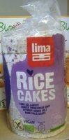 Rice cakes - Produit - fr