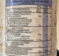 Rice cakes - Informations nutritionnelles - fr