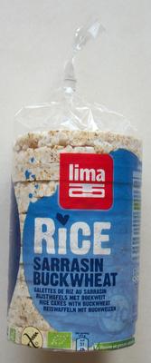 Galettes de riz au sarrasin - Produit