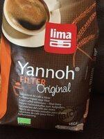 1KG Yannoh Filter Original - Produit - fr