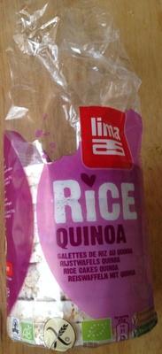 Galettes de riz au quinoa - Product - fr