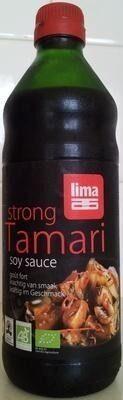 Strong Tamari soy sauce - Produkt - fr