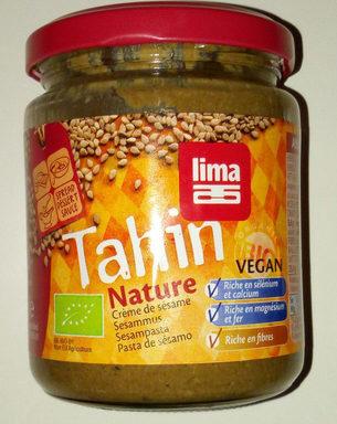 Tahin Nature - Lima - Produit - fr