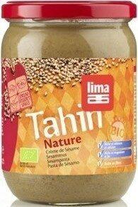 Tahin Nature Crème de sésame - Produit - fr