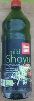 Sauce de soja - Produit