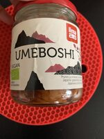200G Prune Umeboshi - Produit - fr
