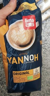 Yannoh instant original - Produit - fr