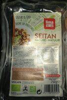Seitan nature - Informations nutritionnelles - fr