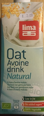 Avoine drink natural - Product