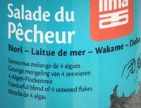 Salade du pêcheur - Ingredients - fr