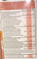 Oat drink calcium - Informations nutritionnelles - fr