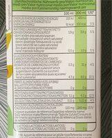 SOYA DRINK CALCIUM - Informations nutritionnelles - fr
