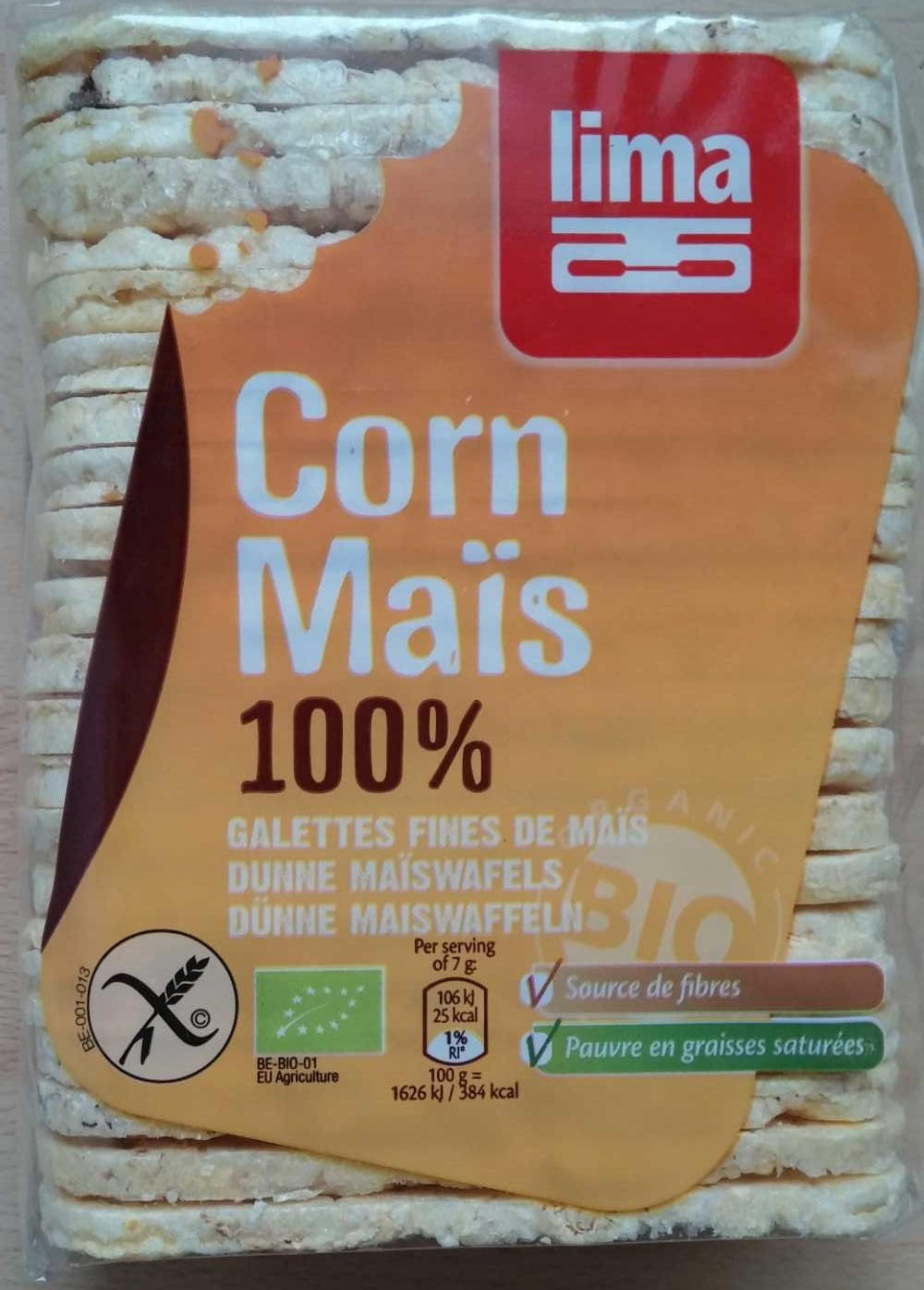 Corn maïs - Product - fr