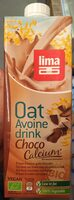Oat avoine drink choco calcium - Product - fr
