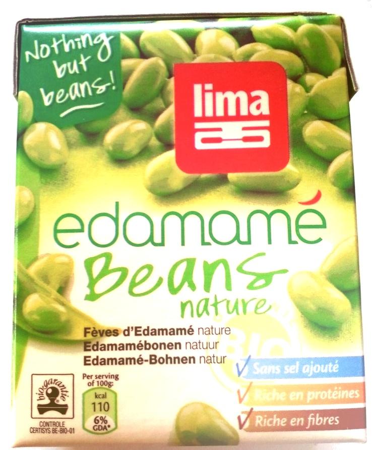 Edamamé Beans Nature - Produit - fr