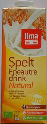 Spelt épeautre drink natural - Product - fr