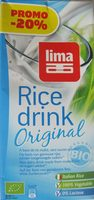 Rice drink original - Product