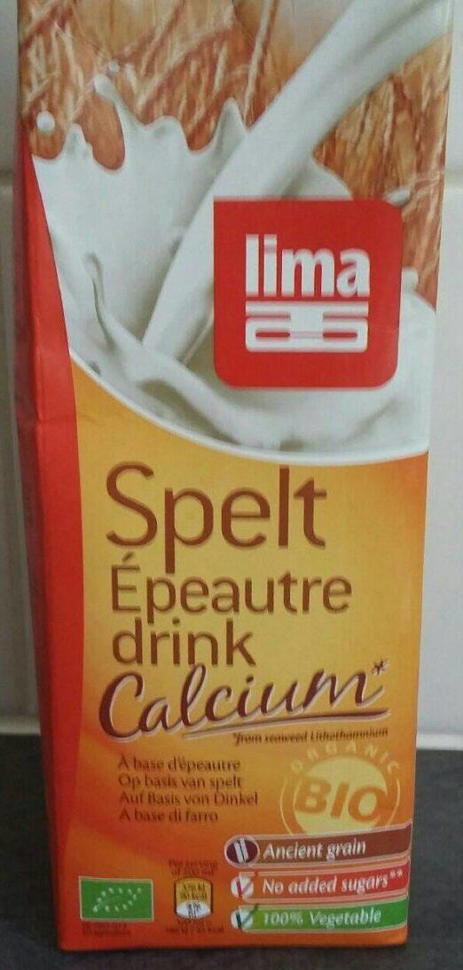 Spelt épeautre drink - Produit - fr